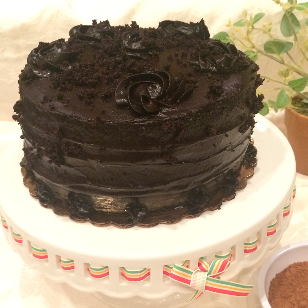 Magnificent Cocoa Cream Cake Brooklyn Blackout Denela Desserts Llc Funny Birthday Cards Online Inifodamsfinfo
