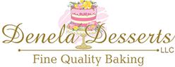Denela Desserts, LLC Logo